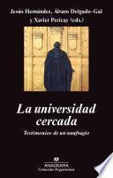 libro La Universidad Cercada
