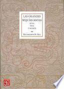 libro Las Grandes Sequías Mayas