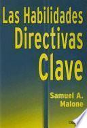 Las Habilidades Directivas Clave