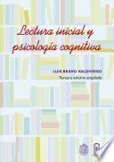 Lectura Inicial Y Psicología Cognitiva