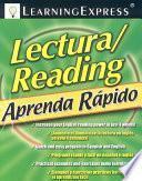 libro Lectura/ Reading
