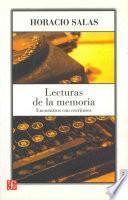 libro Lecturas De La Memoria