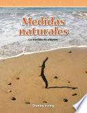 libro Medidas Naturales (natural Measures) (spanish Version) (nivel 3 (level 3))