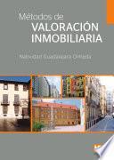 libro Métodos De Valoración Inmobiliaria