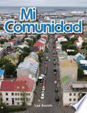 libro Mi Comunidad (my Community)