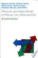 libro Nuevas Perspectivas Críticas En Educación