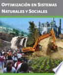 libro Optimización En Sistemas Naturales Y Sociales