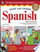 libro Play And Learn Spanish With Audio Cd, 2nd Edition