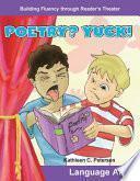 ¿poesía? ¡qué Horror! (poetry? Yuck!)