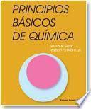 libro Principios Básicos De Química