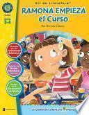 libro Ramona Empieza El Curso   Kit De Literatura Gr. 3 4