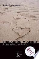 Relacion Y Amor/ Relationship And Love