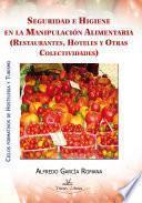 libro Seguridad E Higiene En La Manipulación Alimentaria