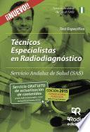 Técnico Especialista En Radiodiagnóstico Del Sas. Test Del Temario Específico
