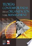 libro Teorías Contemporáneas De La Organización Y Del Management