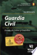 Test Del Temario. Guardia Civil Escala De Cabos Y Guardias