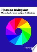 libro Tipos De Triángulos