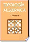 libro Topología Algebraica
