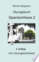 libro Übungsbuch Spanischhexe 2