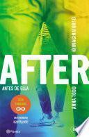 libro After. Antes De Ella (serie After 0) Edición Sudamericana