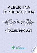 libro Albertina Desaparecida