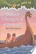 libro Barcos Vikingos Al Amanecer