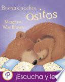 libro Buenas Noches, Ositos