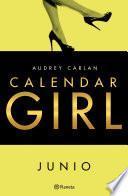 Calendar Girl. Junio (edición Mexicana)