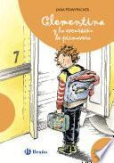 libro Clementina Y La Excursión De Primavera