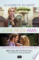 libro Come, Reza, Ama