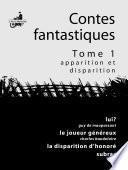 Contes Fantastiques   Tomo 1