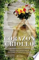 libro Corazón Criollo