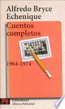 libro Cuentos Completos (1964 1974)