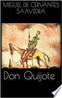libro Don Quijote