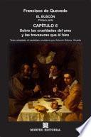 libro El Buscón: Sobre Las Crueldades Del Ama Y Las Travesuras Que él Hizo (texto Adaptado Al Castellano Moderno Por Antonio Gálvez Alcaide)
