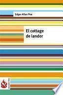 libro El Cottage De Landor (low Cost). Edición Limitada
