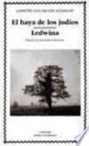 libro El Haya De Los Judíos ; Ledwina