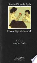 libro El Ombligo Del Mundo