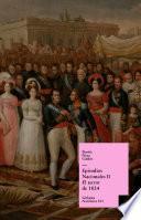 libro Episodios Nacionales Ii. El Terror De 1824