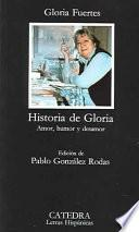 libro Historia De Gloria