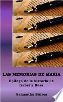 Las Memorias De Maria
