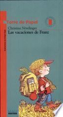 libro Las Vacaciones De Franz