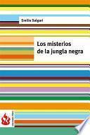libro Los Misterios De La Jungla Negra