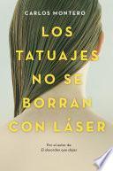 libro Los Tatuajes No Se Borran Con Láser