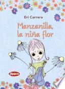 libro Manzanilla, La Niña Flor