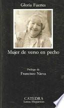Mujer De Verso En Pecho