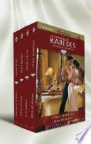 libro Pack La Casa Real De Karedes 3