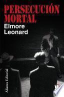 libro Persecución Mortal