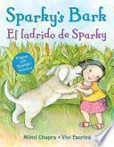 libro Sparky S Bark/el Ladrido De Sparky