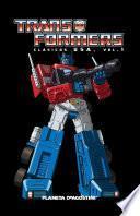 Transformers: Marvel Usa